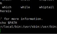 Centos 8 bash基础特性-命令补全和路径补全